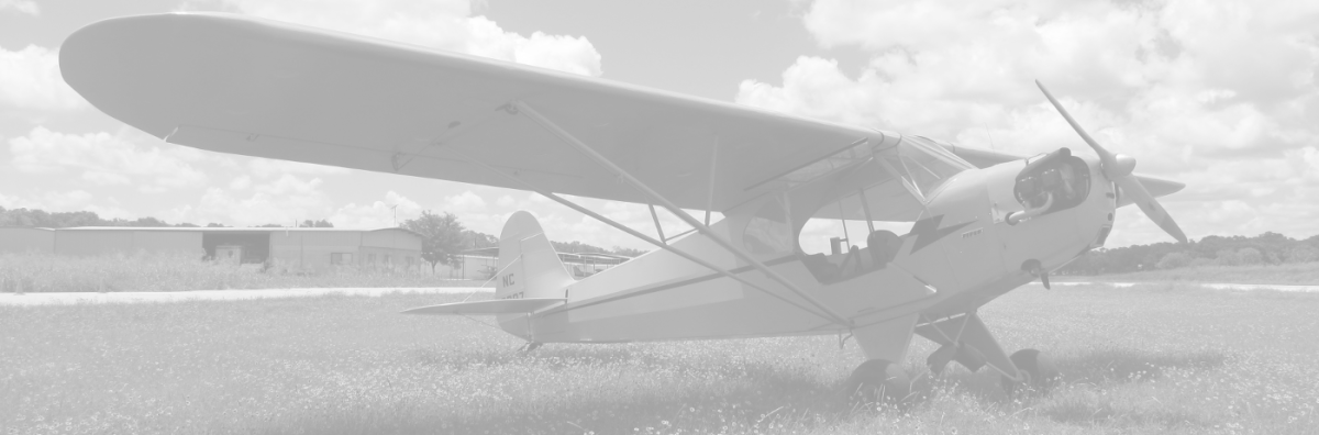 Texas Tailwheel Flight Training